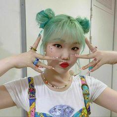 Korean Bun, Korean Girl, Korean Idols, K Pop, Lee Soo Hyun, Taehyung Gucci, Akdong Musician, Attractive People, More Icon
