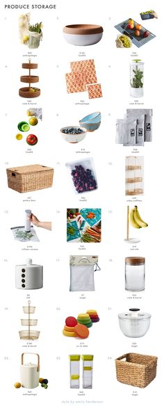 Look no further because we have ALL of the produce storage tips you will need to keep those fruits and veggies fresh for as long as possible. Produce Storage, Produce Bags, Root Veggies, Fruits And Veggies, Potato Onion, Basic Kitchen, Stone Fruit, Budget Meals, Budget Recipes
