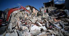 Italy, Myanmar quakes show Earth's seismic volatility