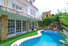 Villa Monras, Pineda de Mar, Costa Maresme