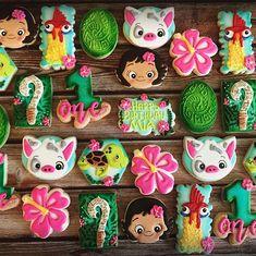 Moana Party Decorations, 1st Birthday Girl Decorations, First Birthday Themes, 1st Birthday Girls, Birthday Ideas, Moana Birthday Party Theme, 2 Year Old Birthday Party, Moana Themed Party, Birthday Party Treats
