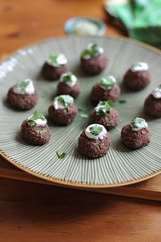 black bean cakes and How To: Host a Finger Food Party | Big Girls Small Kitchen