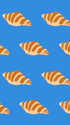 Our FA17 Croissant Print.