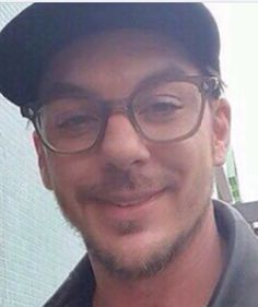 Shannon with glasses- so cute!