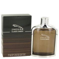 Jaguar Classic Amber Cologne