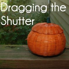 dragging the shutter #exposure #lighting