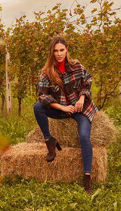 Skogshuggarejack lumberjack jacket Hipster, Unique, Jackets, Style, Fashion, Velvet, Down Jackets, Swag, Moda