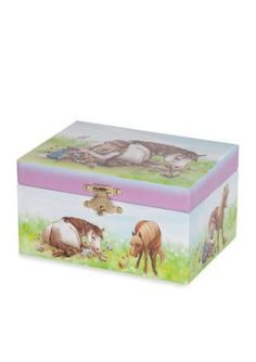 Horse Jewelry Box Encore Carousel Horse Jewelry Box  Horse Jewelry And Carousel