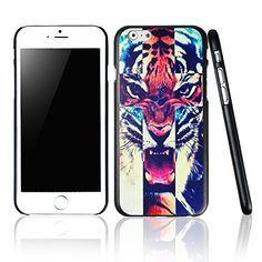 iPhone Cases,6 iphone case colors,cool iphone cases, cute iphone cases, Tiger Roar Cross Hipster Quote Design Iphone 6 (4.7-inch) Cases Black Cover