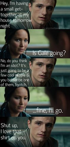 Mean girls meets the hunger games