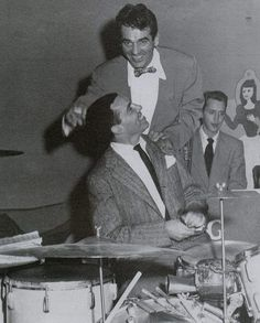 Buddy Rich & Gene Krupa
