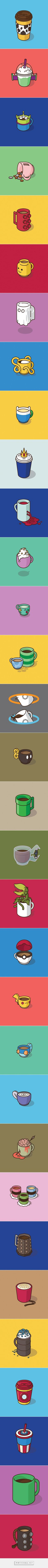 There's a Capp for That! on Behance - created via http://pinthemall.net
