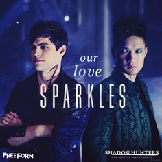 Malec!!!! we have all noticed but he is getting married to a girl