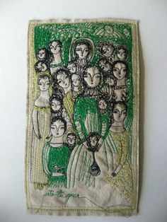Cathy Cullis (Embroidery Work)