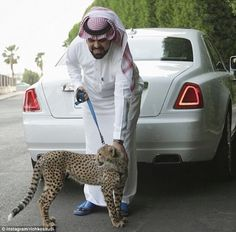 Rich Kids of Saudi Arabia flaunt wealth on Instagram