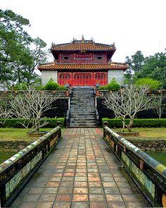 Imperial City, Hue.