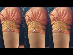 jumpshiy - 0 results for design Simple Blouse Designs, Stylish Blouse Design, Bridal Blouse Designs, Blouse Neck Designs, Saree Tassels Designs, Sleeves Designs For Dresses, Sleeve Designs, Crochet Simple, Designer Blouse Patterns