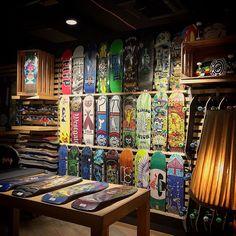 Instagram #skateboarding photo by @moreboards_innsbruck - Visit our brandnew Skateboard Corner with a lot of new Brands! #brandnew #skatedecks #skateboarding #goskateboardingday #love #to #skate #moreboards #moreboards_innsbruck #creatureskateboards #independenttrucks #innsbruck @skateboarder_magazine #trasher_magazine. Support your local skate shop: SkateboardCity.co