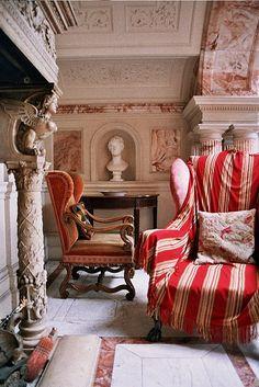 Edwardian era estate home in Scotland