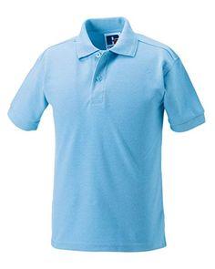 6c7733a8 Mischief Age Plain Polo Shirt Short Sleeve 20 + Colours Childrens Boys  Girls School Uniform P.