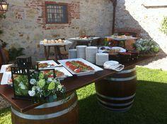 Tuscan crostini corner - Class Ricevimenti Cater - Castello di Meleto