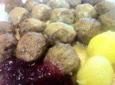 Mäsové gulky Kotbular so smotanovou omáčkou - Vaše rady a tipy - Ako sa to robí.sk