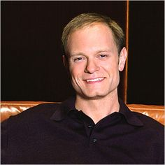 David Hyde Pierce - American Actor & Comedian from Frasier (Winner of 4 Emmy Awards)