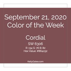 Color & Energy Reading for the Week of September 21, 2020 - Through the Kaleidoscope with Kelly Galea