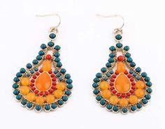 Bohemian Sun Earrings