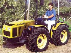 Pasquali EOS 5.50AR tractor - Google Search