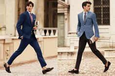 Corneliani Spring/Summer 2015 Men's Lookbook | FashionBeans.com