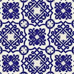 Mosaico Azul Talavera Mexican Tile Hacienda Homes, Tile Stairs, Mexican Ceramics, Tiles Price, Sanded Grout, Blue Backsplash, Portuguese Tiles, Tile Design, Spanish Revival