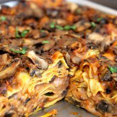 Artisan lasagna in Dogpatch Marcella's Lasagneria & Cucina 1099 Tennessee St San Francisco, CA 94107 415.920.2225