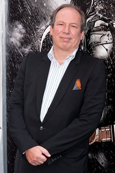 HANS ZIMMER - Inception, The Dark Knight, The Lion King, Gladiator, Pirates of the Caribbean, The Da Vinci Code, Sherlock Holmes, The Lone Ranger.