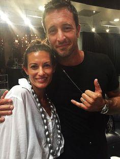 Alex O'Loughlin: The Hawaii Five-0 star says 'Aloha' to Hello! – 2013