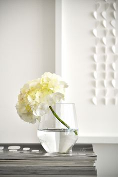 Cute Home Corner with Flowers : Decoration : MartaBarcelonaStyle's Blog