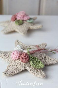 44 Ideas crochet tutorial earrings for 2020 One Skein Crochet, Crochet Stitches Free, Crochet Stars, Crochet Mandala Pattern, Afghan Crochet Patterns, Diy Crochet For Beginners, Knitting For Beginners, Crochet Bookmarks, Christmas Knitting Patterns