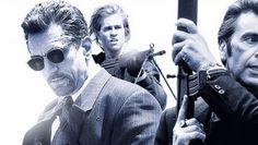 """Heat - La sfida. Gran film d'azione e crimine del 1995, con Al Pacino e Robert De Niro. Due """"carriere"""" opposte, che viaggiano su binari paralleli. Due ideologie agli antipodi, ma due caratteri complementari. Leggendario."""