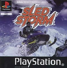 """Rob Zombie's """"Dragula"""" came on the radio and reminded me of the amount of time I spent playing this [Sled Storm]"""