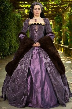 Except the fur, it's beautiful! this idea for the cuffs on Hermione act one dress