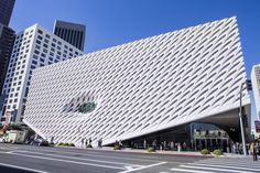 L.A.'s The Broad Museum Named Top Culture Destination of 2016   Architectural Digest