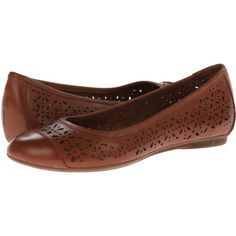 636cec60fbd031 Clarks Poem Chalet Women's Flat Shoes ($43) ❤ liked on Polyvore featuring  shoes,