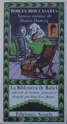 Nuevos cuentos de Bustos Domecq de J. L. Borges y A. Bioy Casares - La Biblioteca de Babel, 31