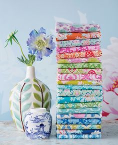 Sun Kiss fabric by Tilda Fabrics, quilters bundle by Color Girl quilts