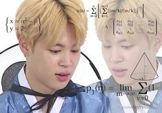 Trying to find a solid argument even when you're wrong #jimin #bts #meme