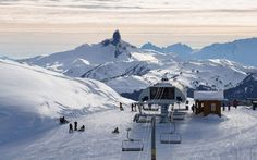A Complete Guide to Whistler Blackcomb, Arguably North America\'s Top Ski Resort