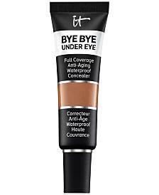 IT Cosmetics Your Skin But Better Makeup Primer+, 1-oz. & Reviews - Makeup - Beauty - Macy's Concealer For Dark Circles, Under Eye Concealer, Concealer Brush, Bronzer, Corrector Concealer, Cream Concealer, It Cosmetics Bye Bye Pores, Covering Dark Circles, Waterproof Concealer