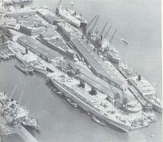 1954 Vereniging van Gepensioneerden van de Koninklijke Rotterdamsche Lloyd- Wm Ruys & Zonen
