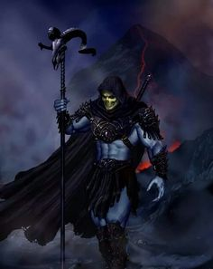 Masters of the Universe/Skeletor