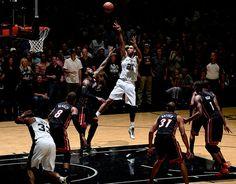 Spurs win 2014 NBA title
